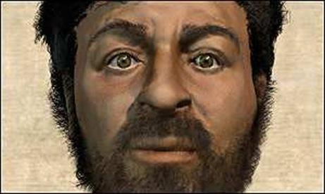 bbc-computerimage av Jesus til side med alternative kristusbilder