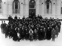 First_Sami_National_Convention_Trondheim_1917