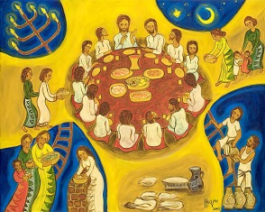 trhumc-last-supper-hanna vargese