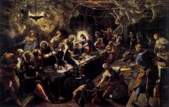 trhumc-last supper-tintoretto