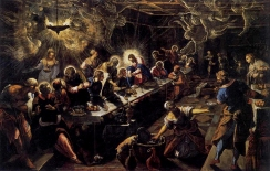 trhumc-last supper-tintoretto
