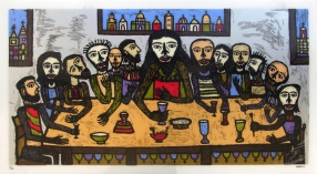 trhumc-Madhvi-Parekh-Last-Supper-2
