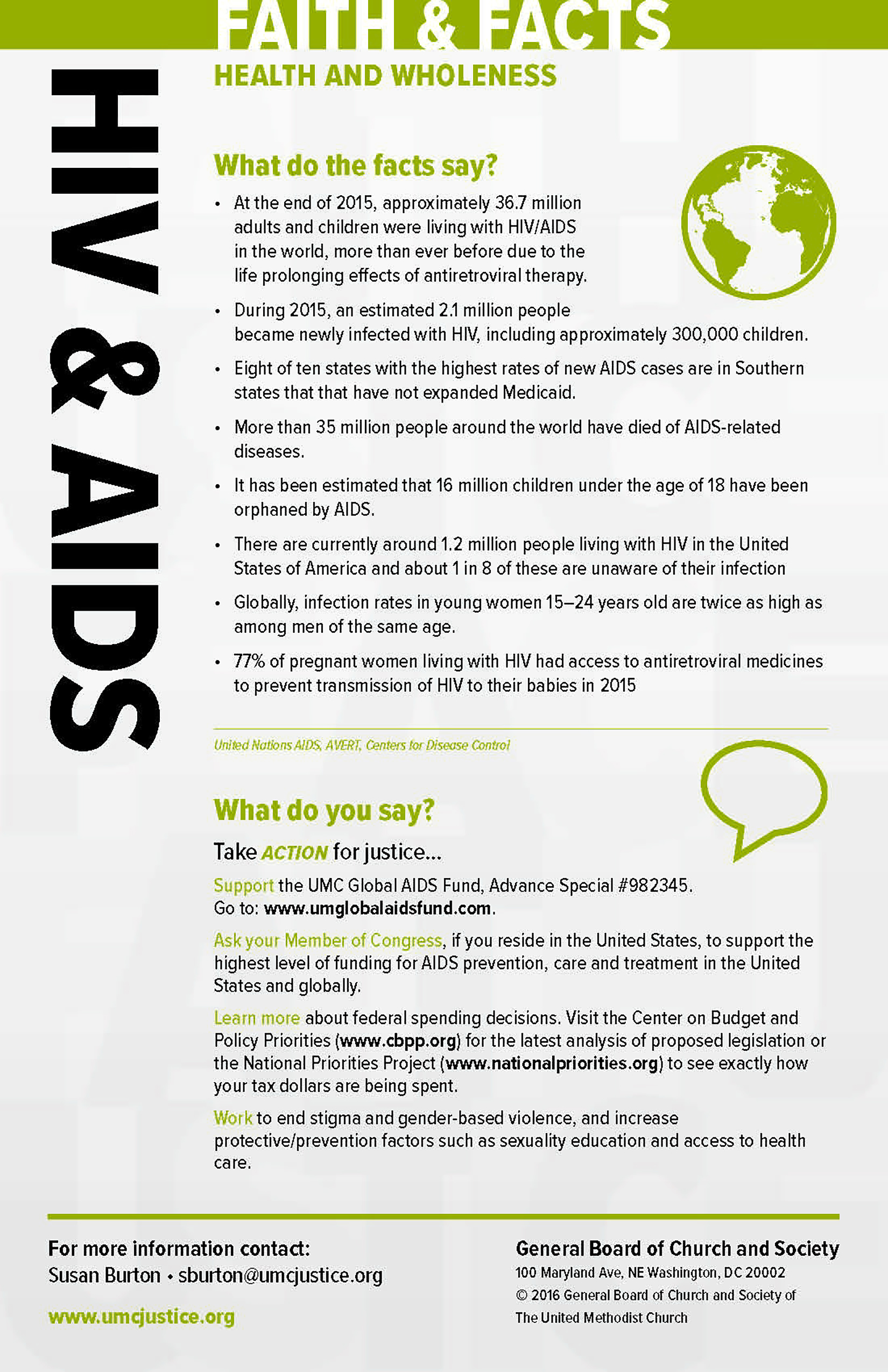 Faith and Facts Card — HIV and AIDS_Side_2