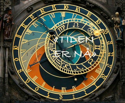 astronomisk klokke kopi