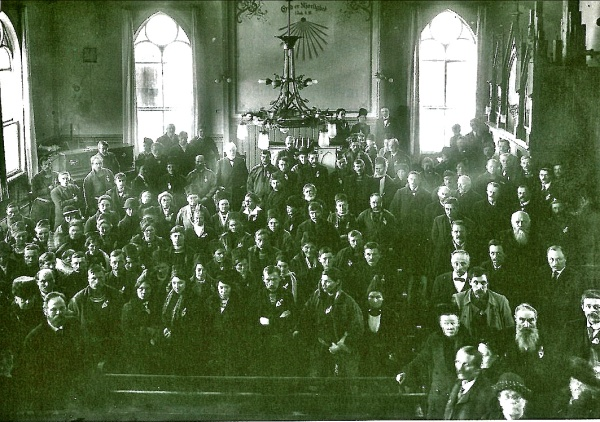 Trhumc-samemøtet inne